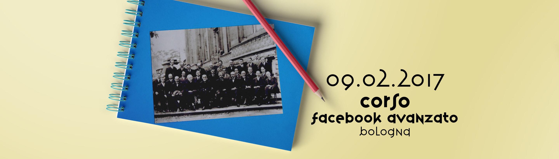 Corso Facebook Avanzato – Giovedì 9 Febbraio