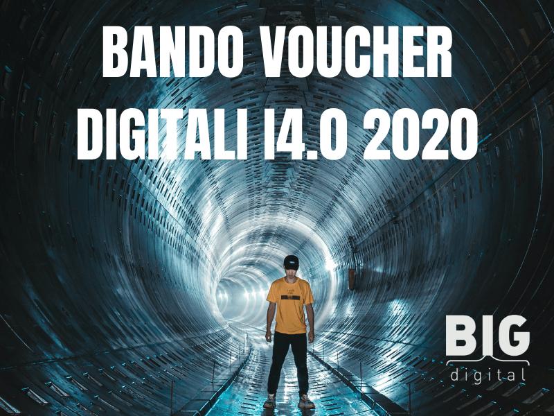 Bando voucher digitali I4.0 2020